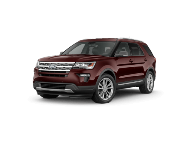 New 2019 Ford Explorer XLT SUV for sale in Beavercreek, OH.